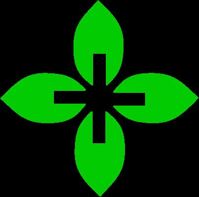 Croce del logo Afm