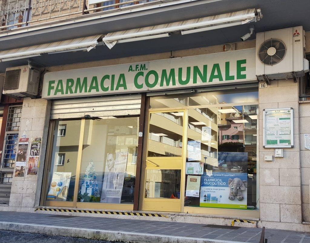 Foto della farmacia Strinella dall'esterno